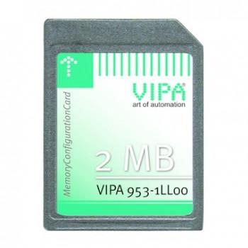 MMC VIPA 953-1LL00 MMC 2MB...