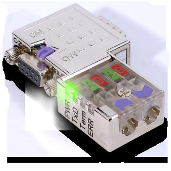 Connecteur VIPA 972-0DP10...