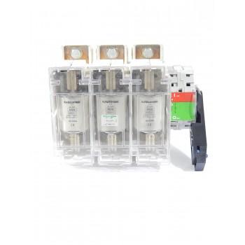 Interrupteur fusible 3x400A...